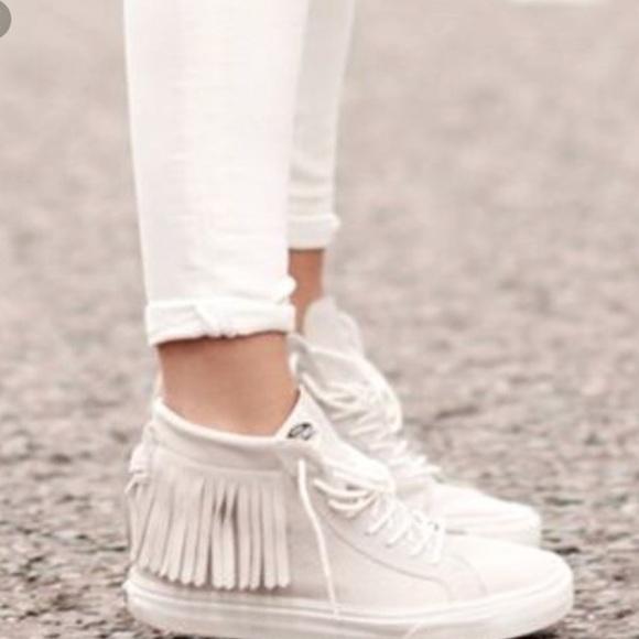Vans Shoes   Vans Fringe Sneakers